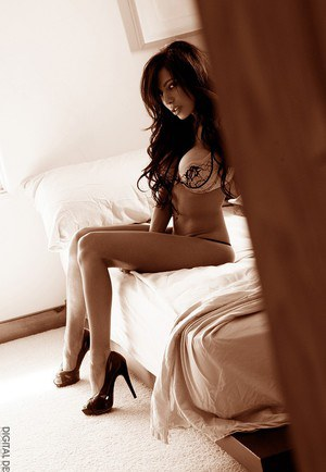 Want bustymoms in lingerie nice